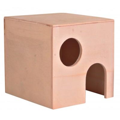 Hamsterhuis, hout