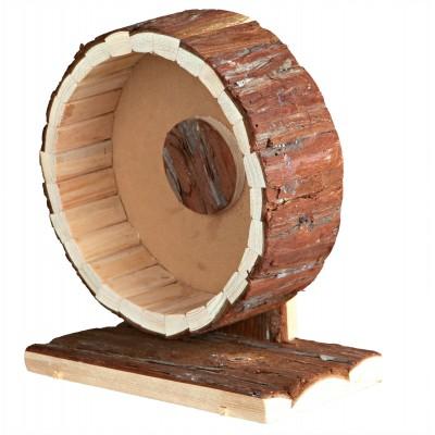 Loopwiel hout - ø 20 cm