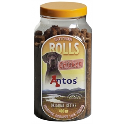 Antos beter rolls chicken 400gr