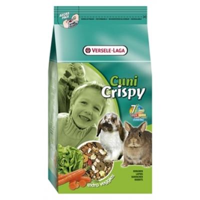 Crispy Cuni voor het konijn 2,75kg