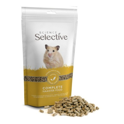 Supreme Selective hamster 350gram Adult