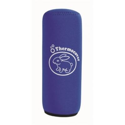 Thermohoes Blauw Voor Drinkfles600ml 21 cm